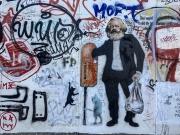 """Graffito """"MARYCULA"""""""