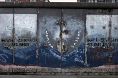 """Mural """"Wachsen lassen"""" von Rosemarie Schinzler"""