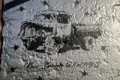 Flucht mit einem LKW am 18. April 1962