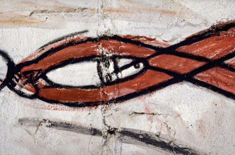 """Mural """"Joint Venture"""" von Margaret Hunter (Ausschnitt)"""