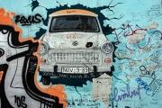 """Mural """"TEST THE BEST"""" von Birgit Kinder"""