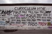 "Mural ""Curriculum Vitae"" von Susanne Kunjappu-Jellinek"