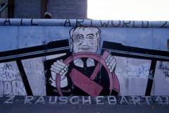 """Mural """"Steuermann"""" von Georg-Lutz Rauschebart"""