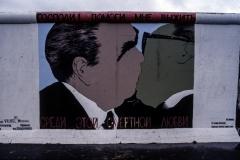 "Dmitrij Vrubels ""sozialistischer Bruderkuss"""