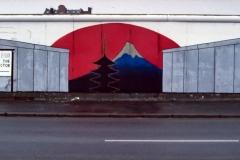 "Mural ""Detour to the Japanese Sector"" von Thomas Klingenstein"