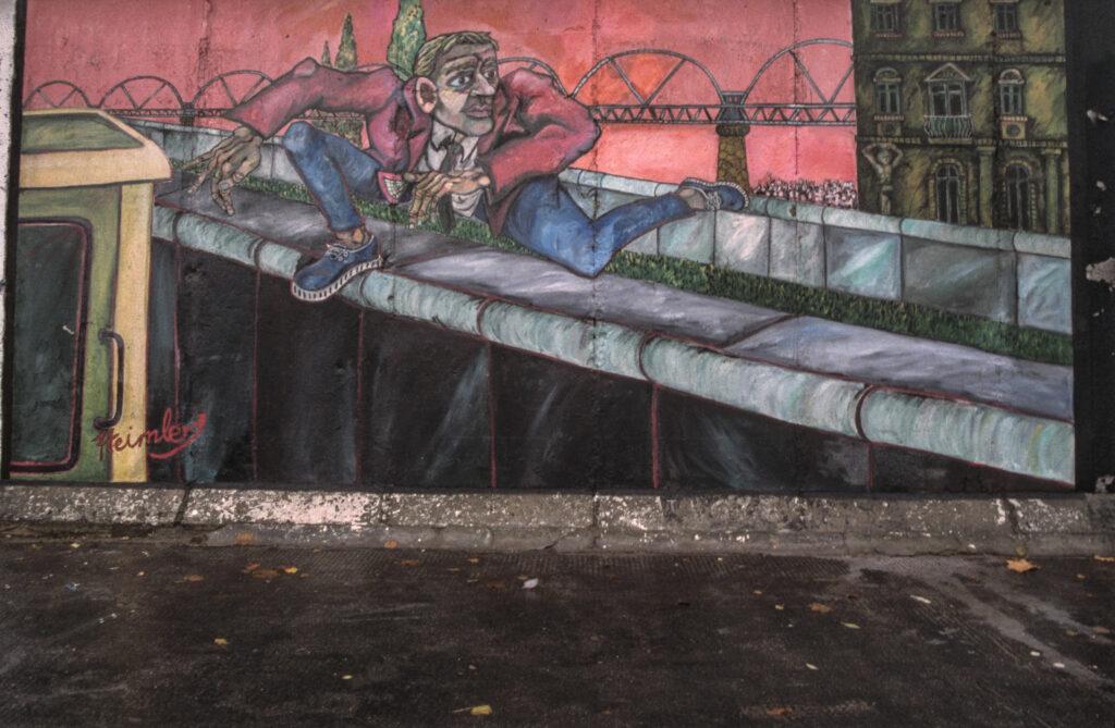 Der Mauerspringer
